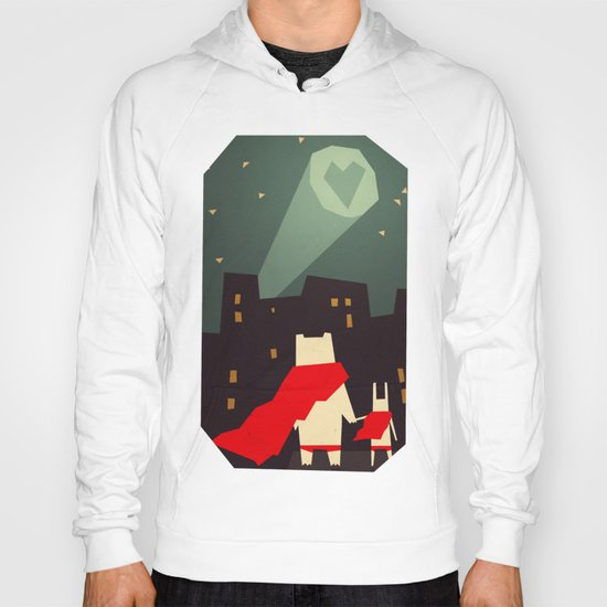 The city needs love Hoody