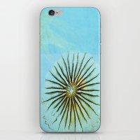 Transparent-Sea iPhone & iPod Skin