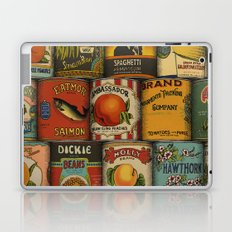 Canned in the USA Laptop & iPad Skin