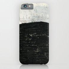 black sea iPhone 6s Slim Case