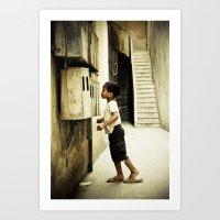 Cuba , Havana Art Print