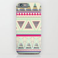 iPhone & iPod Case featuring Aztec by ALT + CO