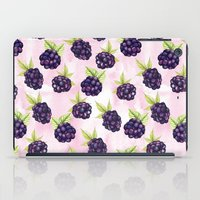 Blackberries iPad Case