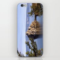 Stone and Pine iPhone & iPod Skin