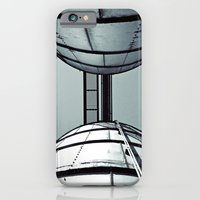 iPhone & iPod Case featuring A view up by Vorona Photography