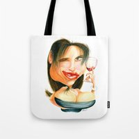Wine Snob No.4 Tote Bag