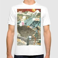 Valley of the Dolls Mens Fitted Tee White SMALL