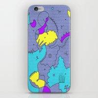 Cosmos iPhone & iPod Skin