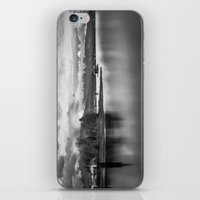 a view of stanley's park iPhone & iPod Skin