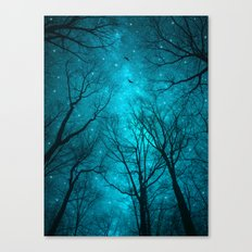 Stars Can't Shine Withou… Canvas Print