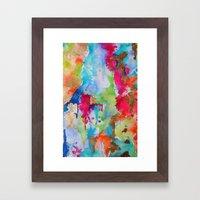 Lisa Print Framed Art Print