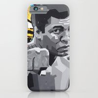 iPhone & iPod Case featuring Box Ali Muhammad  by Paola Gonzalez