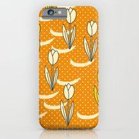 iPhone & iPod Case featuring Oranje Tulpen by Maedchenwahn