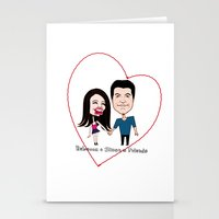 Rebecca Black And Simon … Stationery Cards