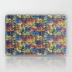 neverending box of crayons Laptop & iPad Skin