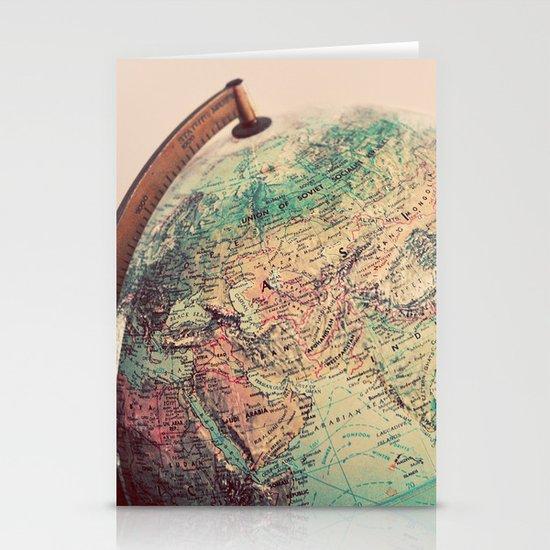 Global Stationery Card