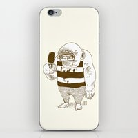 Fudge Pop! iPhone & iPod Skin