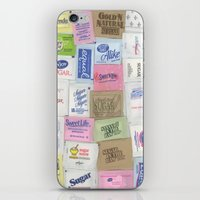 SUGAR BABY iPhone & iPod Skin