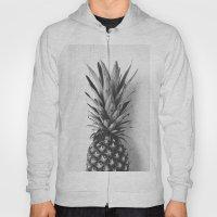 Black And White Pineappl… Hoody
