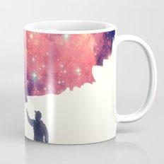 Painting the universe Mug