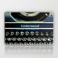 Underwood Laptop & iPad Skin