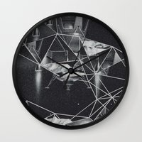 Cosmico Fantastico Wall Clock