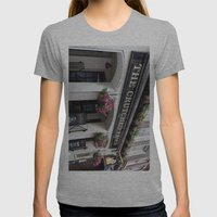 The Crutched Friar Pub L… Womens Fitted Tee Athletic Grey SMALL
