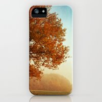 iPhone Cases featuring Fall symphony by Dirk Wuestenhagen Imagery