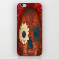 SOMETHING IN THE FLOWER … iPhone & iPod Skin