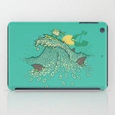 Surfin' Soundwaves iPad Case