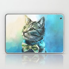 Handsome Cat Laptop & iPad Skin