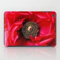 Red Passion iPad Case