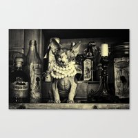 Hell O Pretty Canvas Print