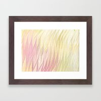 Bright Hues Framed Art Print