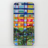 Tree In Front Of A Buil… iPhone & iPod Skin