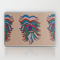whacky wookie Laptop & iPad Skin