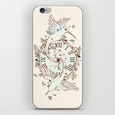 The Time We Have iPhone & iPod Skin