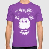 Everything's More Fun Wi… Mens Fitted Tee Ultraviolet SMALL