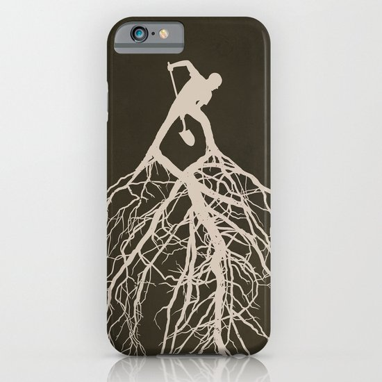 Know Your Roots iPhone & iPod Case