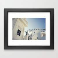 for chic walls Framed Art Print