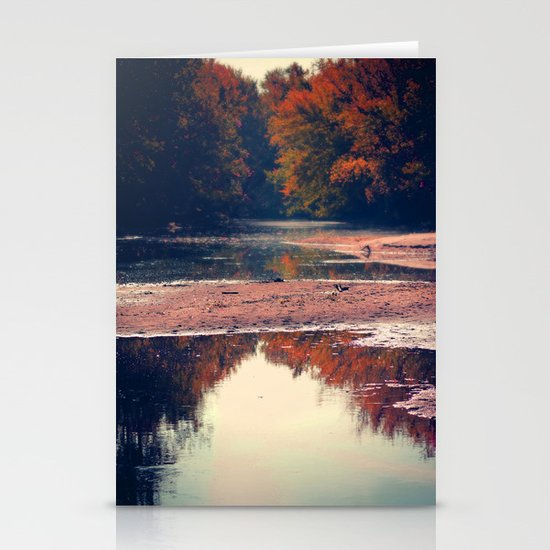 River Stationery Card