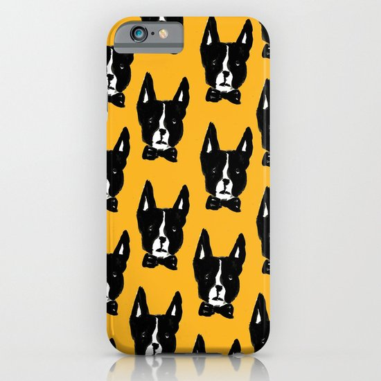 Boston Terriers iPhone & iPod Case