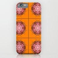 Button iPhone 6 Slim Case