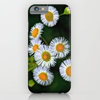 iPhone & iPod Case featuring Flowerworks by Biff Rendar