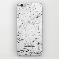 Speckle Marble Print iPhone & iPod Skin