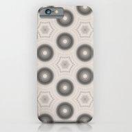 Fractal Cogs N Wheels In… iPhone 6 Slim Case