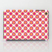 Button Flowers iPad Case