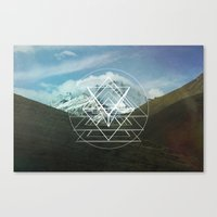 Forma 00 Canvas Print