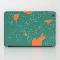 When Life Gives You Oran… iPad Case
