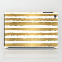 Earning Her Stripes iPad Case